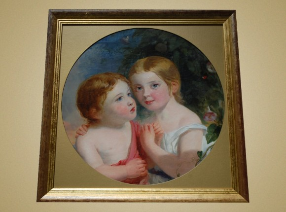 Early 19thc Oil painting