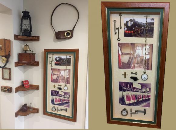 Railway Memorobilia